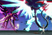 Yugioh Zexal Featured Duel start from EP 90 to EP 99 180px-Two_Galaxy_Eyes_Dragon