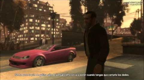 GTA IV Mission ..