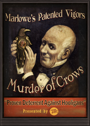 Murder of Crows Advert