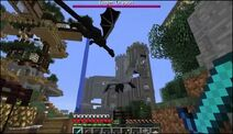 Minecraft ender dragons