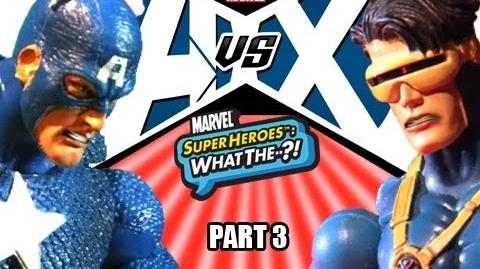 Marvel Super Heroes What The--?! Avengers vs. X-Men Part 3