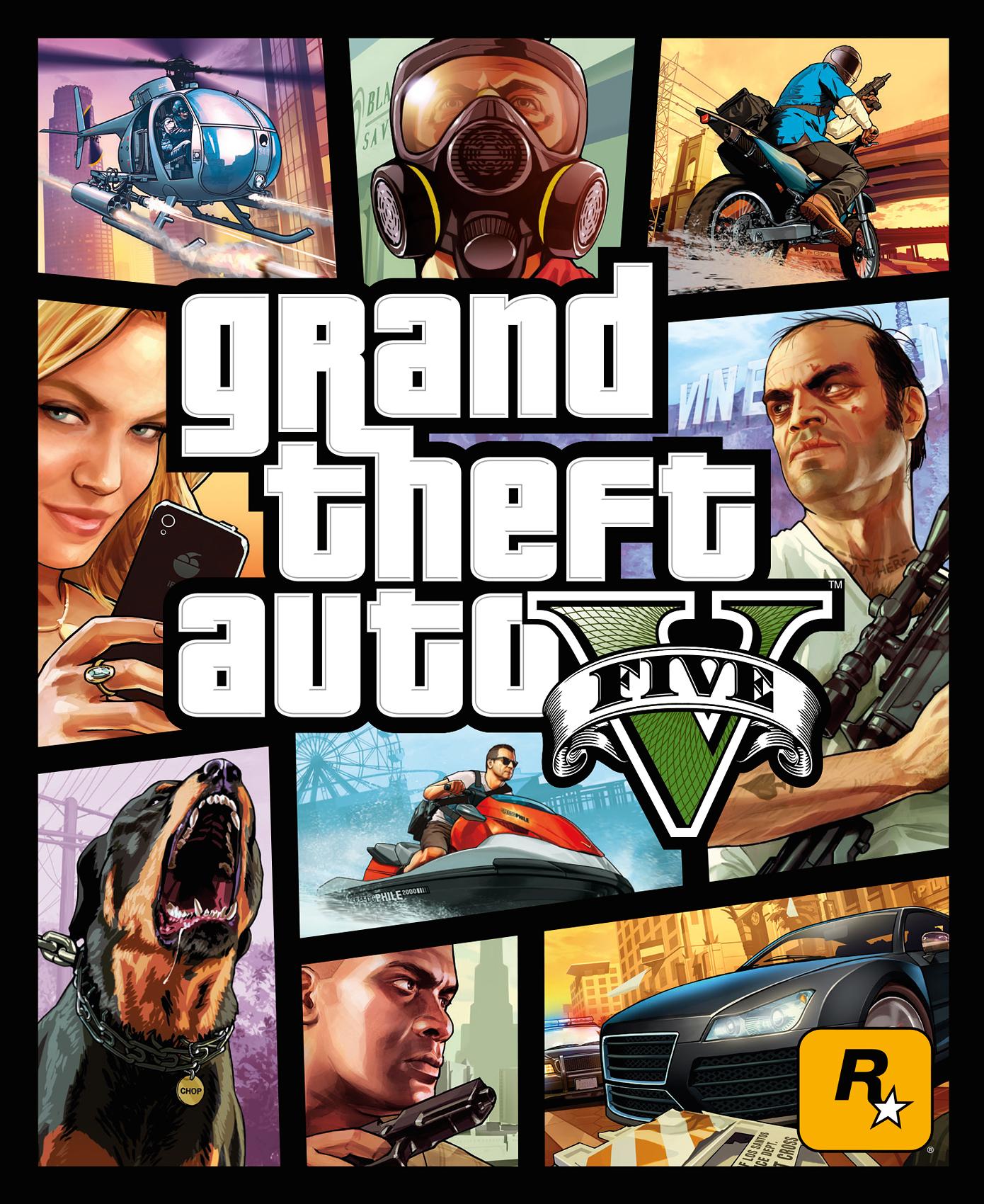 Grand Theft Encyclopedia