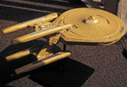 NCC-7100 model