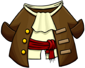Captain's Coat clothing icon ID 295