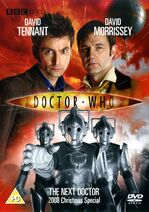 Next doctor uk dvd