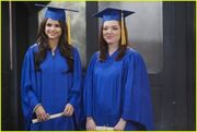 Alex and Harper graduate