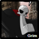 Grim icon