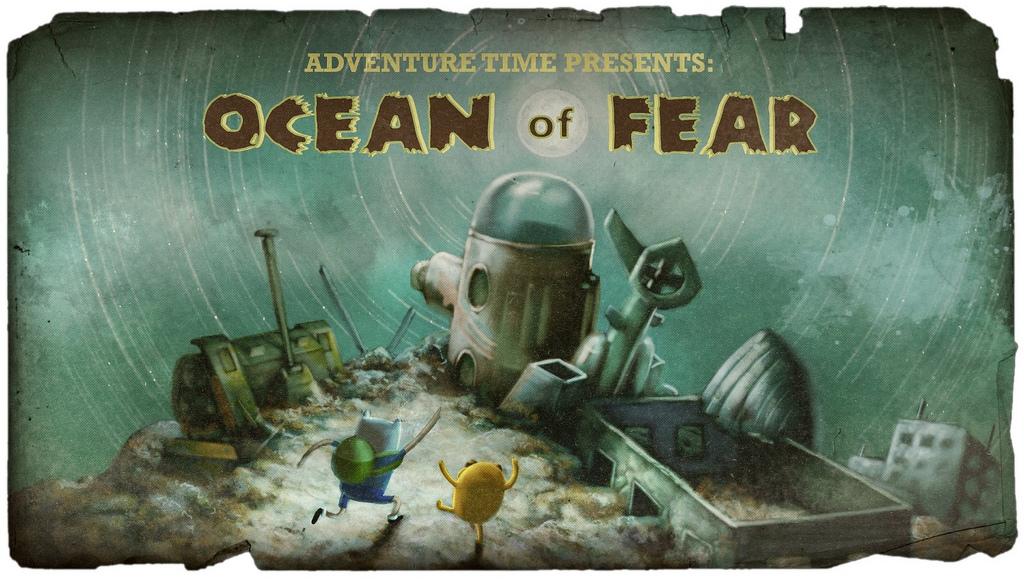 Ver Oceanos de Miedo Latino Online