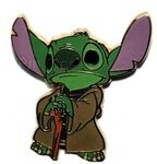 DLRP - Star Wars Booster Pack (Yoda Stitch Only)
