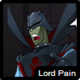 Lord pain icon