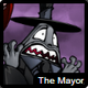 The mayor icon