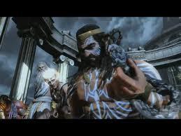 Poseidone (God of War) - Virtual Arena Wiki