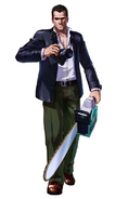 Project X Zone Frank West