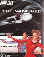 The Vanished 1st printing