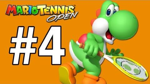 Mario Tennis Open Walkthrough Championship Cup - Part 4