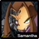 Samantha icon