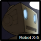 Robot x-5 icon