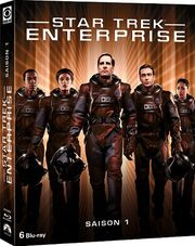 Star Trek Enterprise, blu-ray 2013