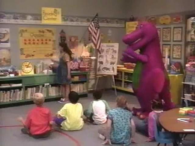 Barney The Backyard Gang Custom Barney And Friends Wiki - Barney and friends backyard gang doll