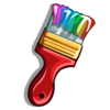 Paint Brush (crop)-icon