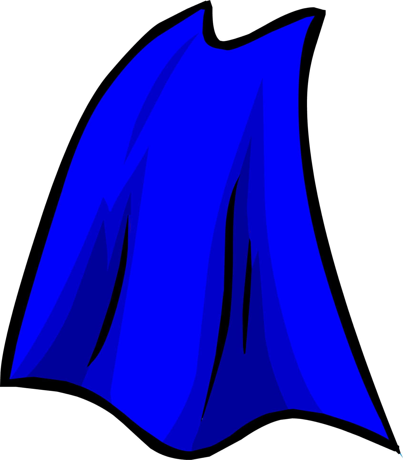 blue cape club penguin wiki the free  editable encyclopedia about club penguin snowball fight clip art snowball clip art black and white