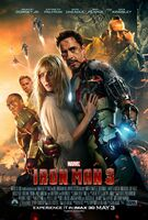 Iron Man 3 theatrical poster 2