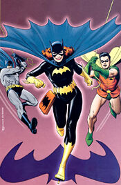 the debut of Barbara Gordon as Batgirl