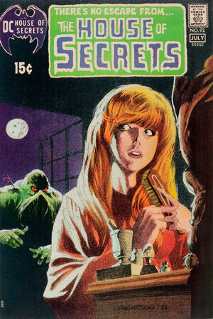 Cover for House of Secrets #92
