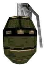M67 Fragmentation Grenade MWDS