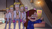 S1e17 yes mabel-dog