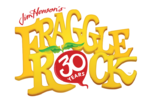 Fraggle Rock 30 Years Logo