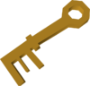 Miscellaneous key detail