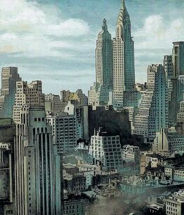 New York City (Earth-616) 001