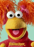 Poster Fraggle Rock-Fraggle Rock's Red