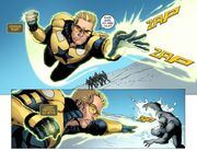 Blue Gold Booster Gold Smallville sm s11 5-adri280891