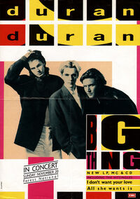 Forest national belgium concert venue wikipedia duran duran advert album