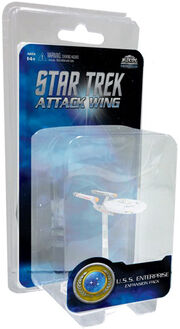Star Trek Attack Wing USS Enterprise