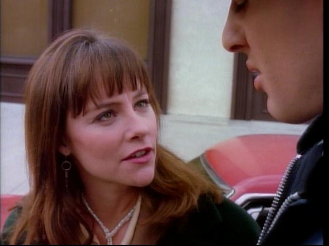 Jean Sagal appears as Gloria Collins in the episode of  Quantum Leap