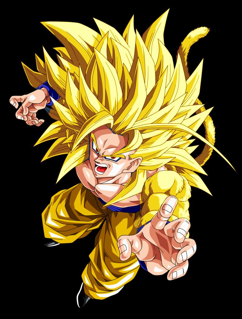 Goku Y Broly Mueren La Nueva Fase De Goku   Dragon Ball Fanon Wiki