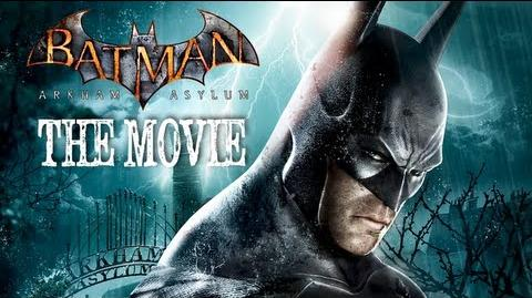 Batman Arkham Asylum The Movie