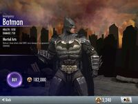 Insurgency Batman Injustice:Gods Among Us iOS