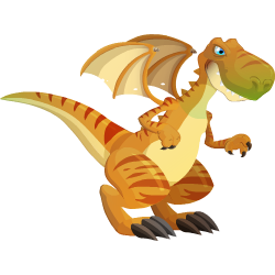 Dragón T-Rex - Wiki Dragon City