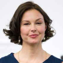 Ashley judd face