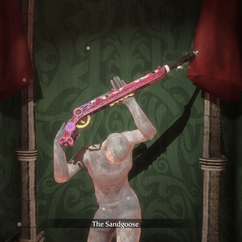 The Sandgoose (Rifle) - The Fable Wiki - Fable, Fable 2 ...