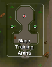 Magetrainingarena