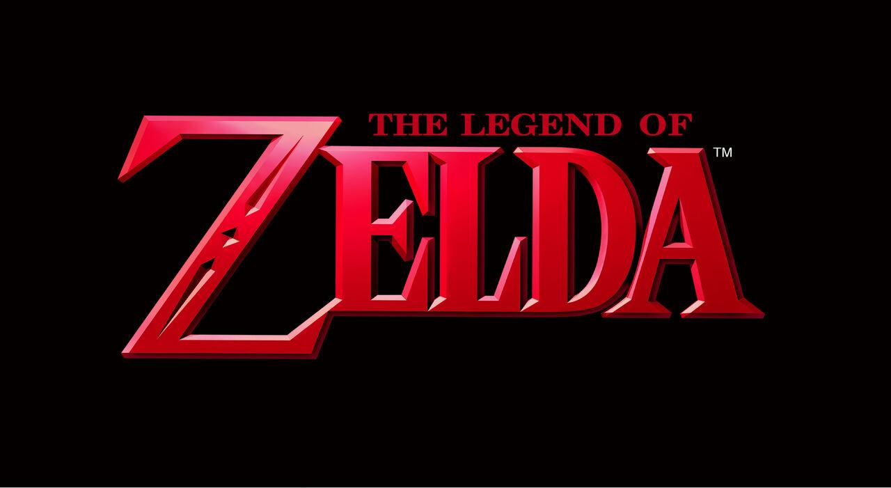 Image - The Legend of Zelda series logo.jpg - Nintendo 3DS ...