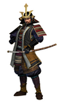 Motonari Mori Render (SP - NATS)