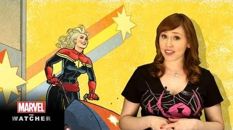 Marvel's The Watcher 2013 - Episode 13 - Captain America Movie News & FCBD!