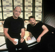 Terry O&#39;Quinn and Jonathan Frakes
