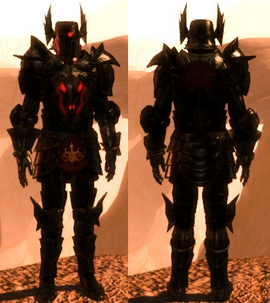 Sentinel armor set